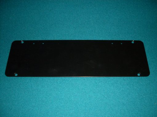 Mercedes Benz Rear Secureaplate Part No 1032